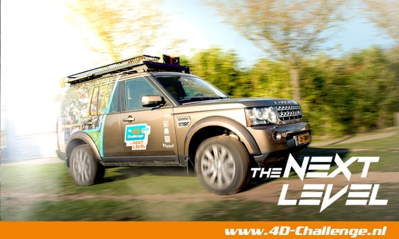 Land Rover Club Holland 4D Challenge 2022