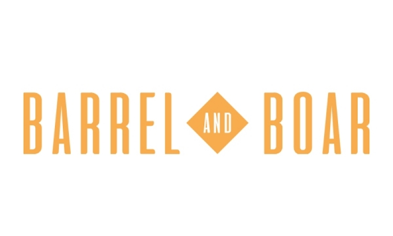 Barrel and boar